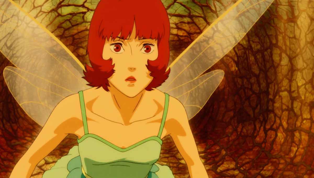 Paprika is a cinematic dream analysis of dueling identities