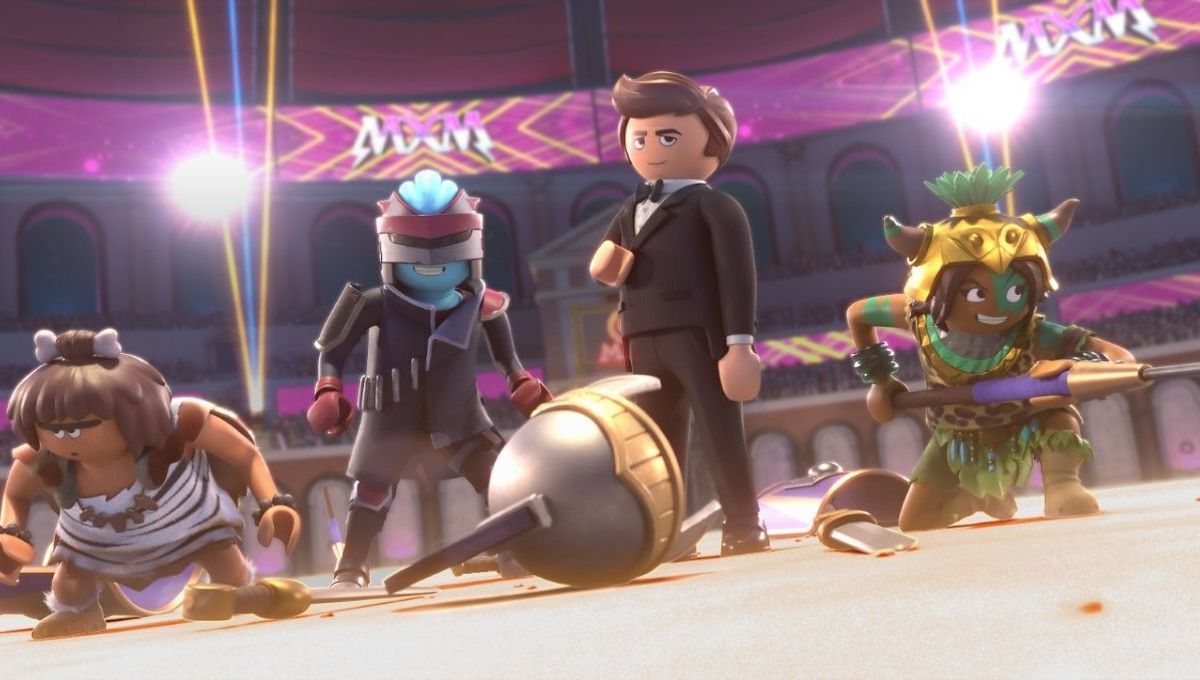 New Playmobil: The Movie trailer shows a world where anything can happen
