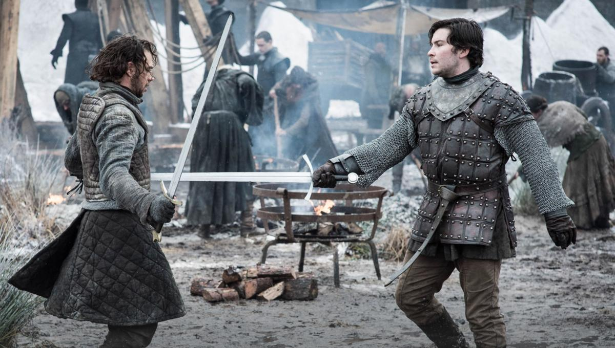 How Game of Thrones' actor Daniel Portman prepped for Podrick's pivotal musical moment