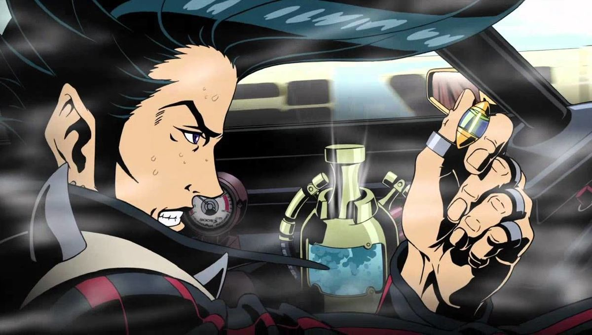Redline is the best animated movie you've never heard of