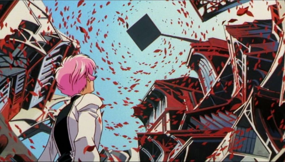 Revolutionary Girl Utena: the movie in which lesbians turn into cars