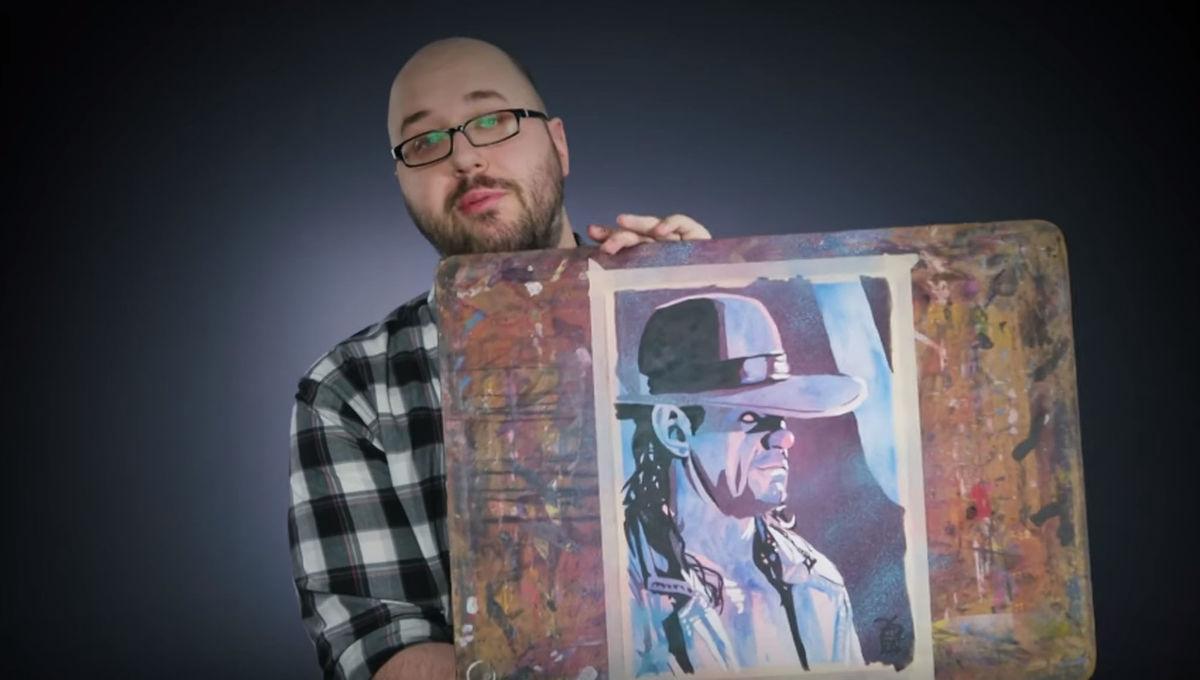 Rob Schamberger Artists Alley