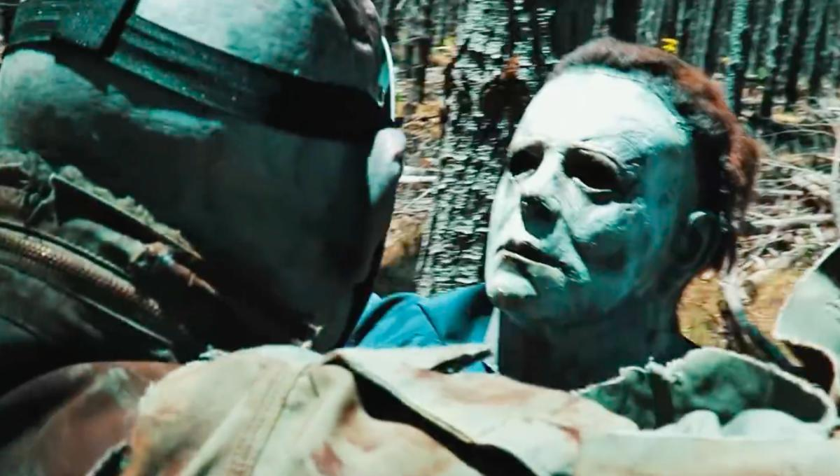 Michael Myers and Jason Voorhees duke it out to the death in bloody viral fan film