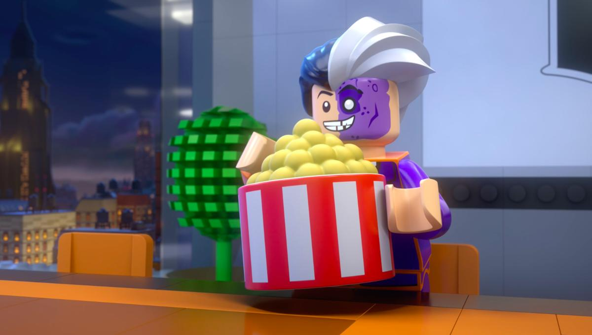 Bruce Wayne sells out in exclusive first trailer for LEGO Batman: Family Matters