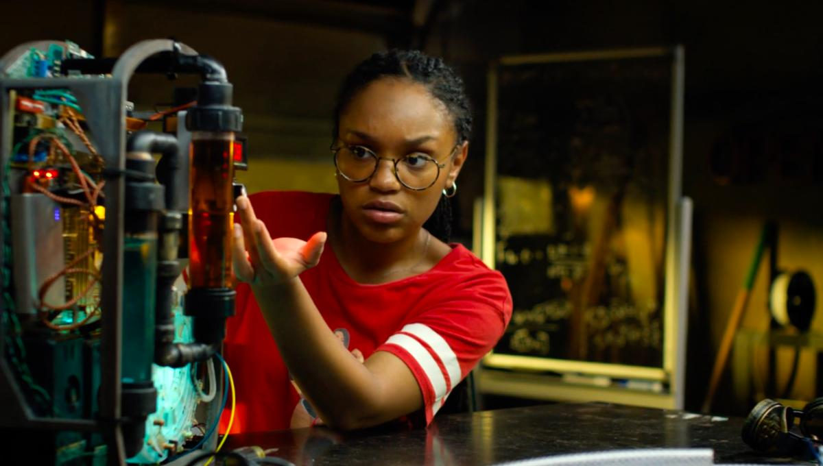 Producer Spike Lee puts relevant spin on time travel in See You Yesterday trailer