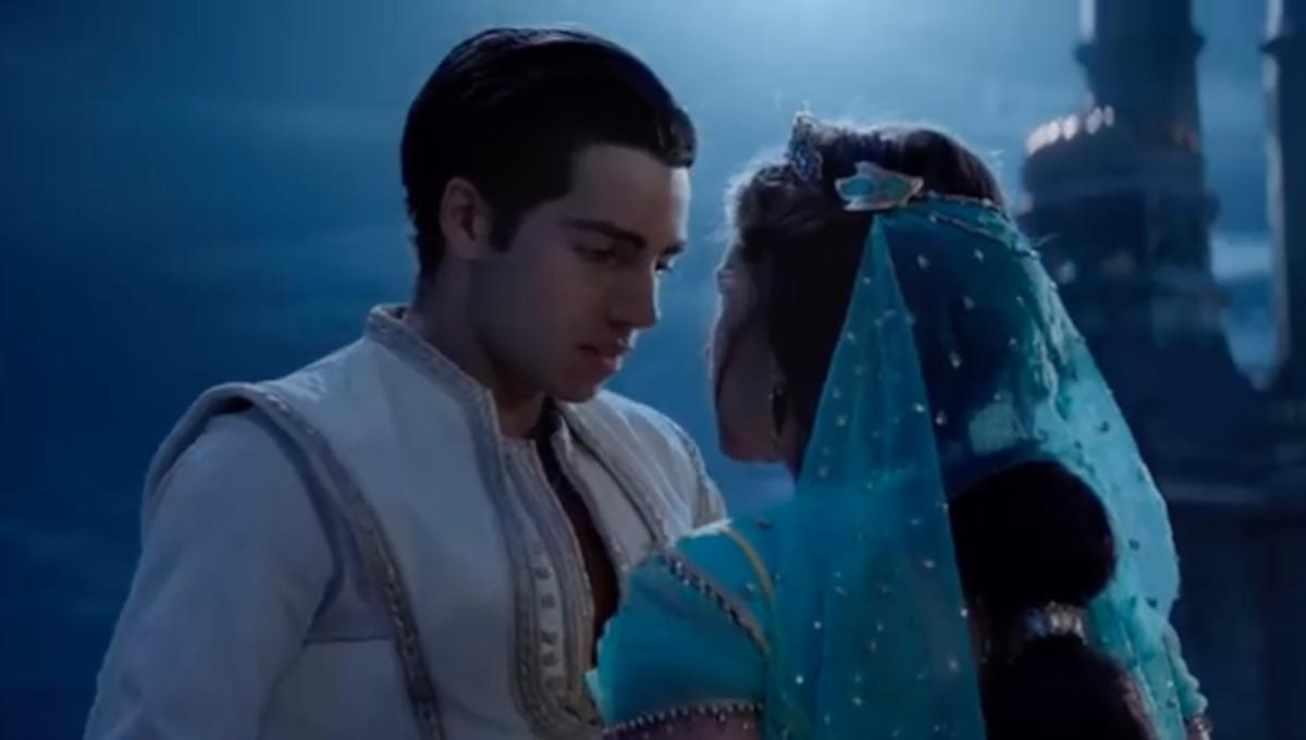 New Disney Aladdin TV spot is truly magical