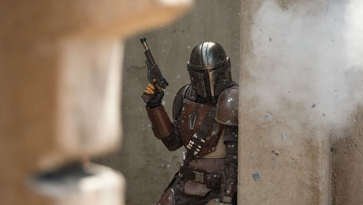 Disney unveils first trailer for The Mandalorian at D23