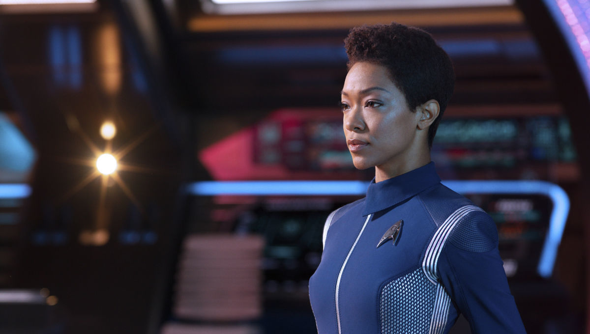 Sonequa Martin-Green says Star Trek: Discovery's Season 3 timeline is a 'blank slate'