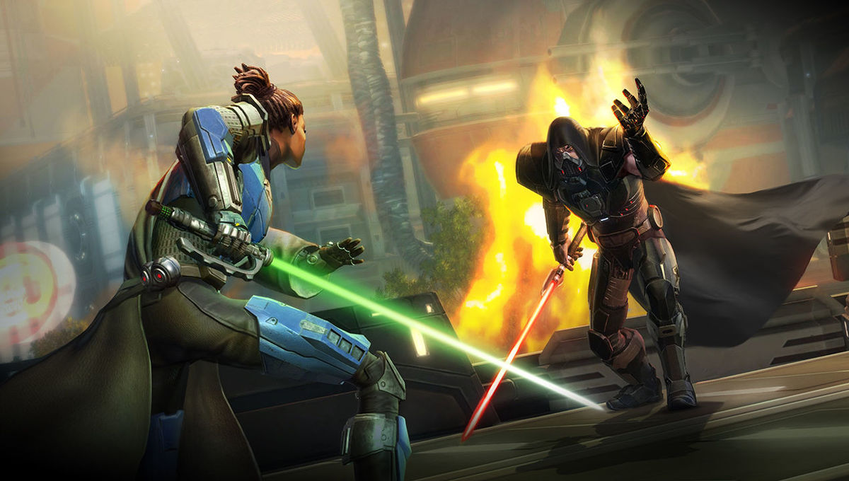 Star Wars The Old Republic Onslaught