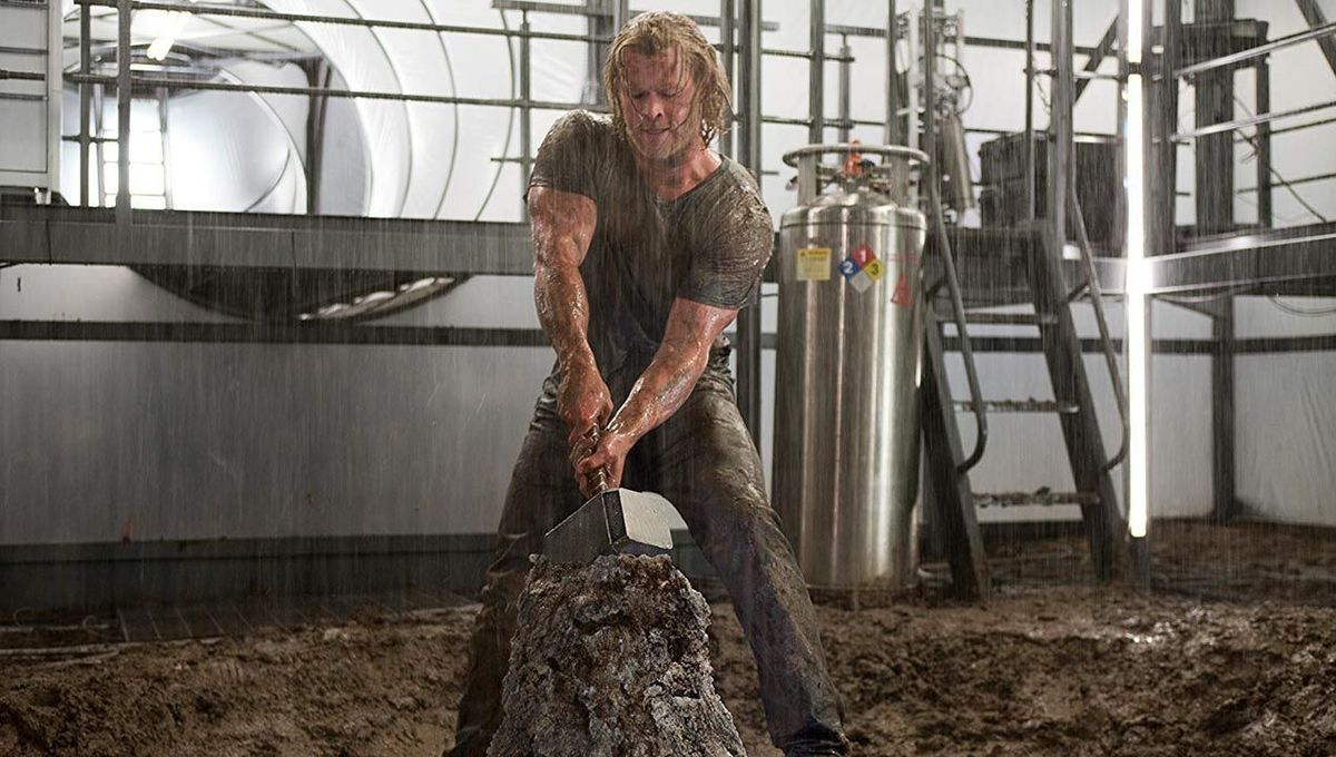 Chris Hemsworth in Thor (2011)