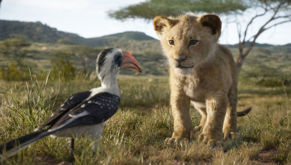 'The Lion King' Gets Brand New Trailer