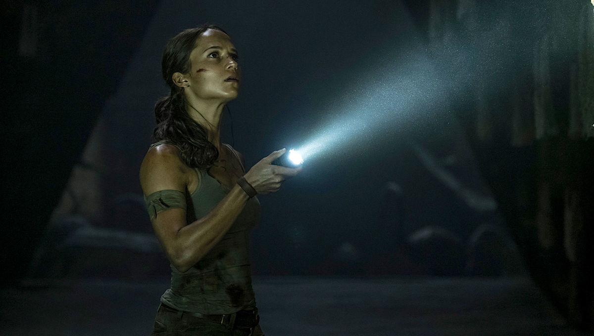 Lara Croft swings back for more Tomb Raider with sequel in the works