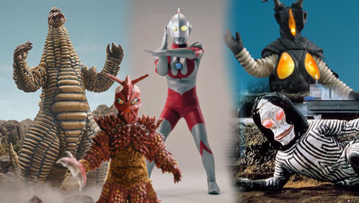 Ultraman's 10 wildest monster enemies