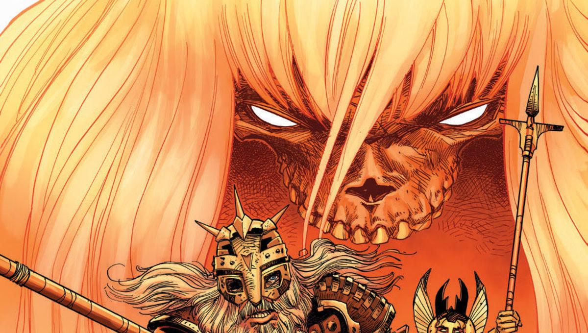 c0af487bc Comics  Walter Simonson returns to Ragnarok  The Who rock opera gets  graphic novel  more