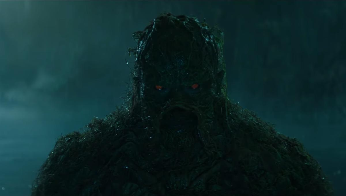 Swamp Thing drops first teaser following surprise production shutdown