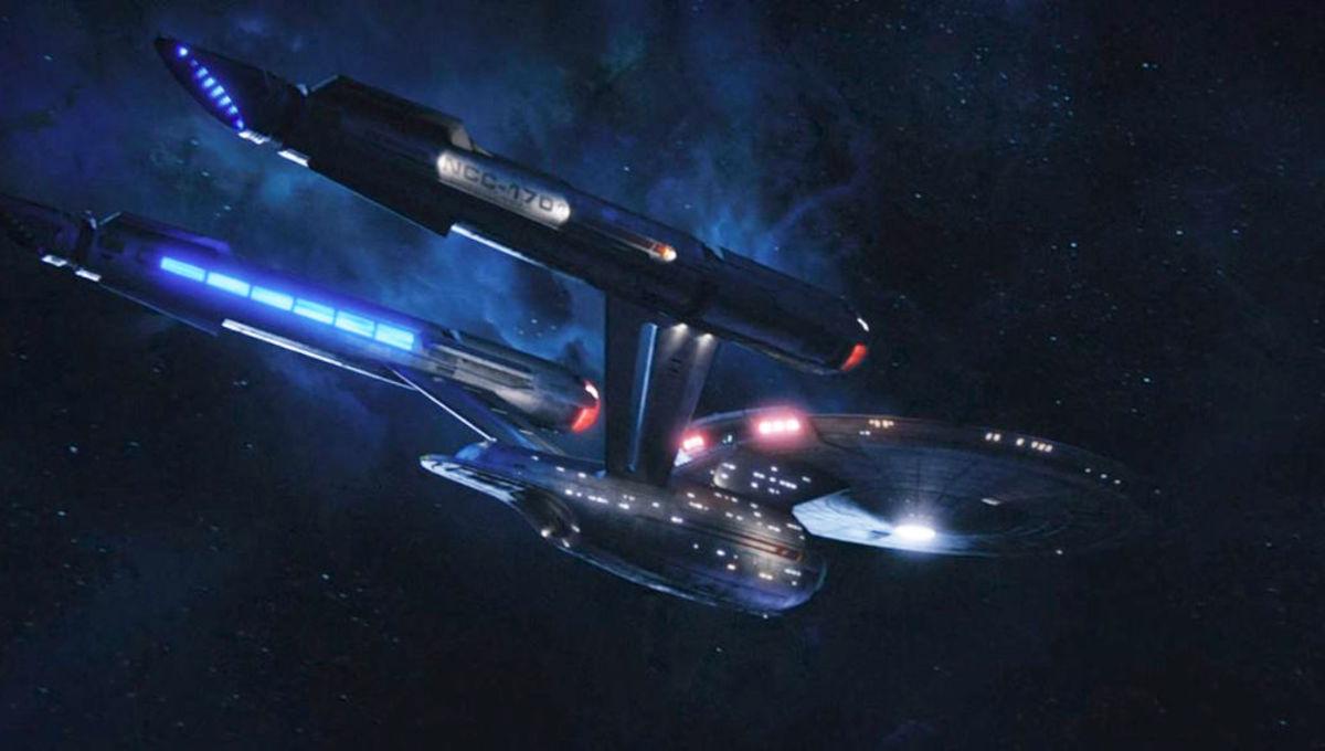 uss enterprise discovery