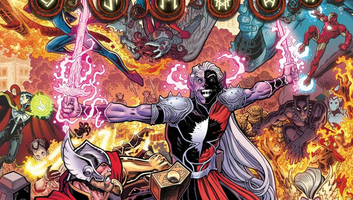 War of the Realms cover