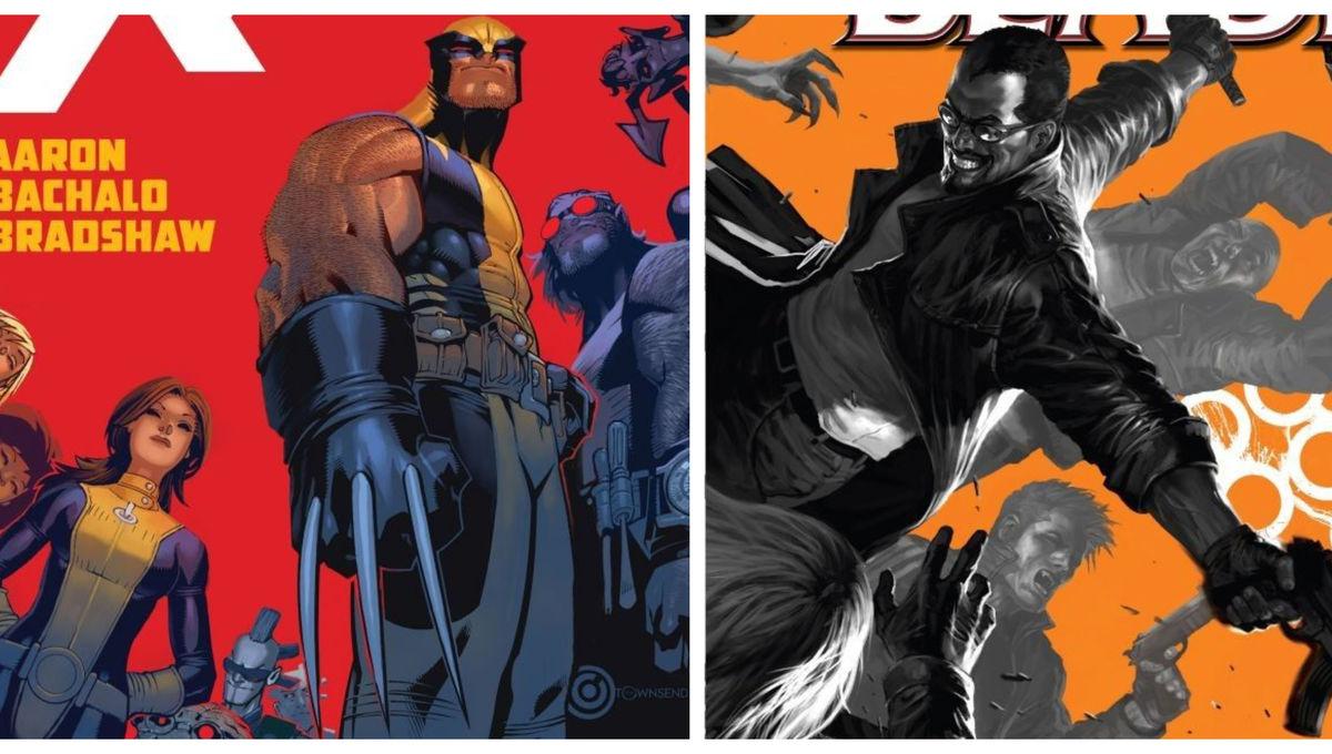 Wolverine & Blade