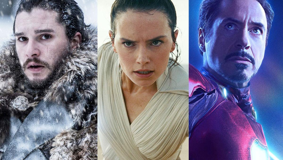 Who Won the Week Episode 176: Game of Thrones, Star Wars Celebration, Avengers: Endgame
