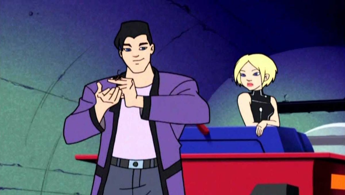 Batman Beyond's spin-off, The Zeta Project, is the best cartoon you forgot