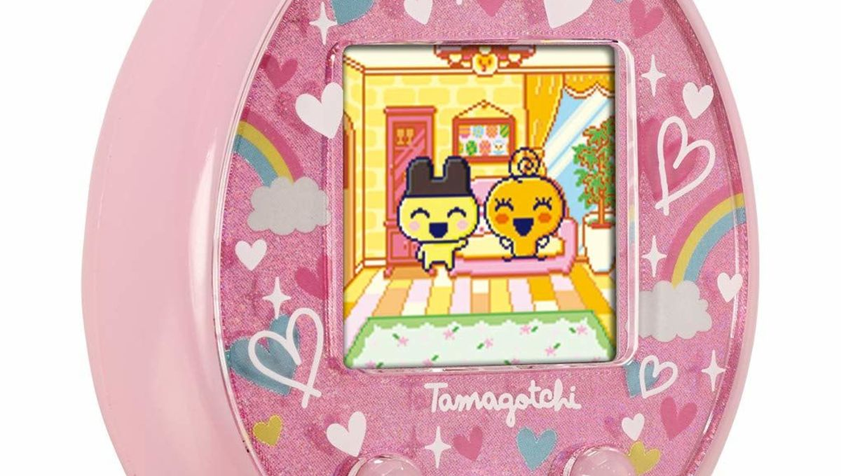 Tamagotchi On lets you put a ring on it with new breedable pets