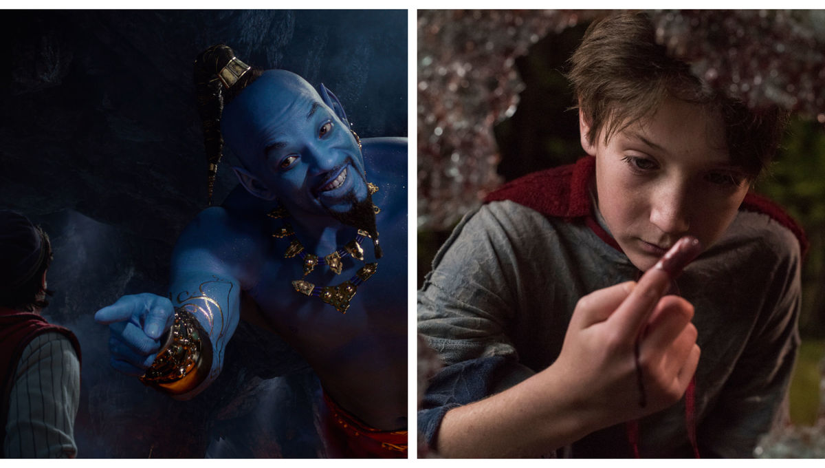 Memorial Day box office: Aladdin wishes for No. 1 spot with $105M; Brightburn crashes to Earth with $9M
