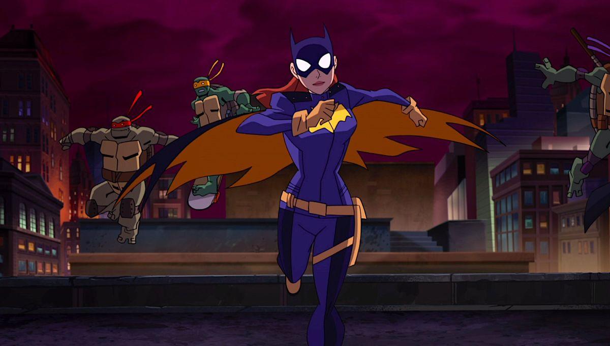 Batgirl og Batman dating Christliche dating Seite Deutschland