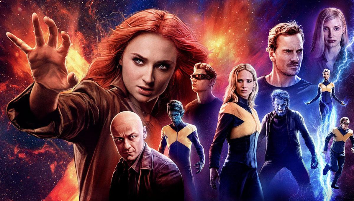 Dark Phoenix ending was too similar to 'another superhero movie': James  McAvoy