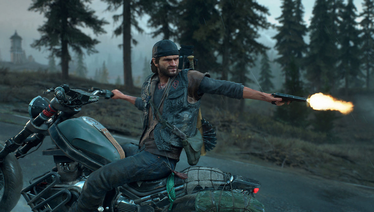 Days Gone: Zombies, bikes, and the end of the world