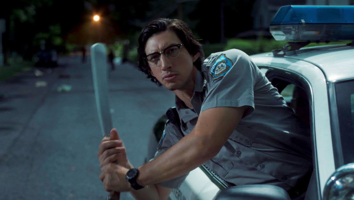 WATCH: The Dead Don't Die's Adam Driver on his personal zombie cravings