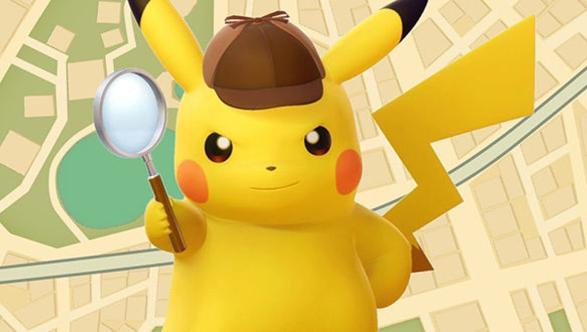 Image result for Detective pikachu the game