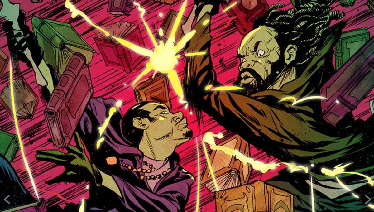 Exclusive: Khary Randolph conjures cabal of black sorcerers in Skybound's Excellence #2