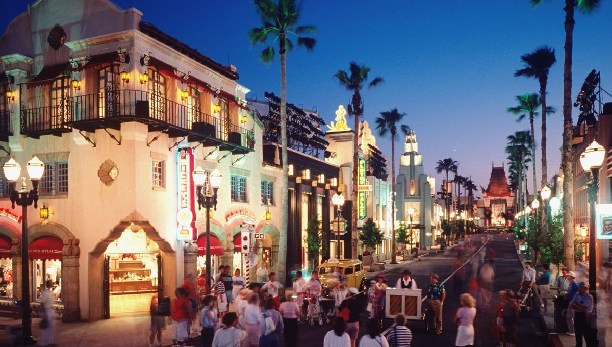 Disney S Hollywood Studios At 30 There S No Better Symbol