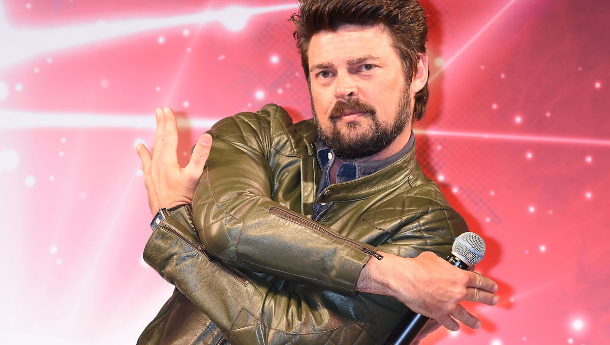 Karl Urban Looks Back On His 20 Years As A Genre Icon