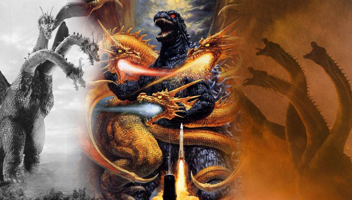 King Ghidorah: The history of Godzilla's ultimate nemesis