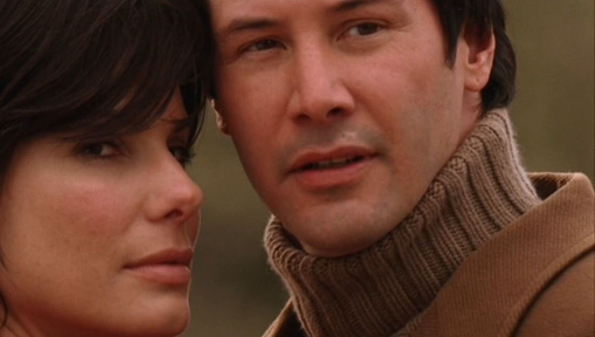 An ode to Keanu Reeves in time travel romance The Lake House