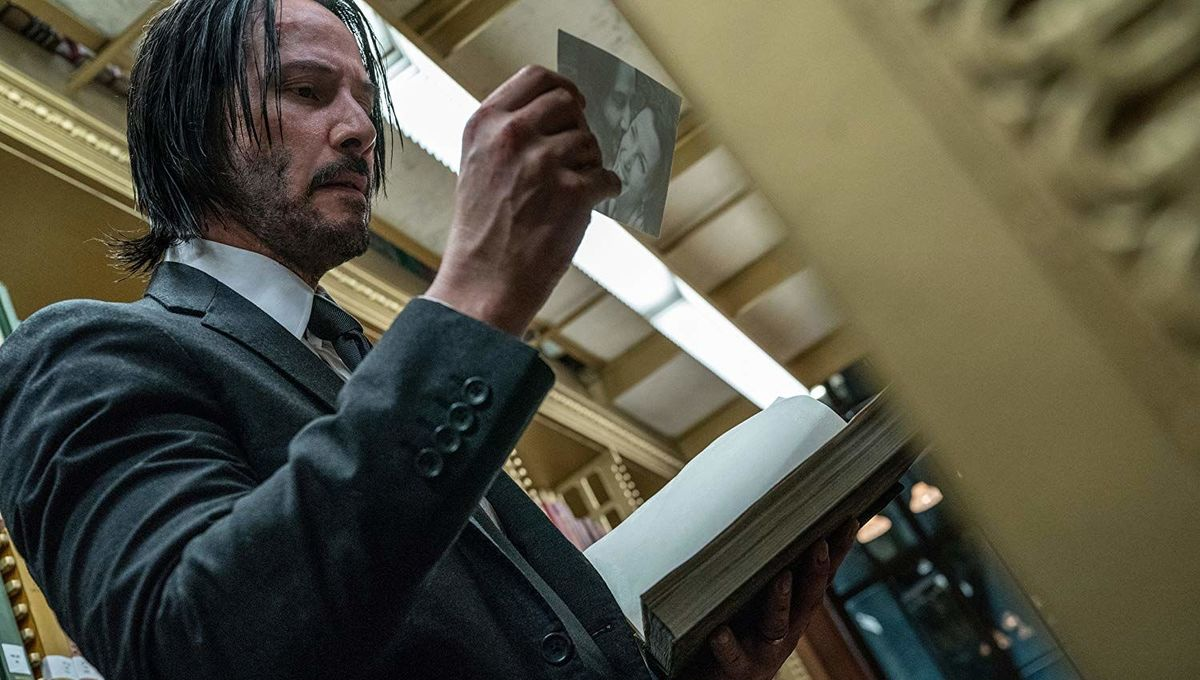 WIRE Buzz: John Wick 4 gets a release date; True Lies series set for Disney Plus; The Invisible Man set for 2020