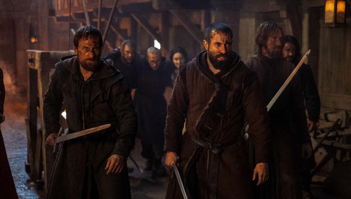 Knightfall's Tom Cullen on Season 2 finale and potential Season 3