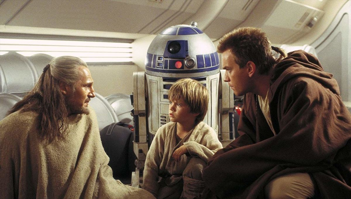 George Lucas defends Star Wars prequels, says they were 'designed for 12-year-olds'