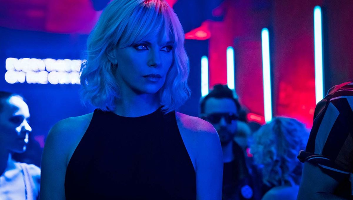 WIRE Buzz: Atomic Blonde 2 to Netflix; a Metal Gear animated series?; and AMC afloat until 2021