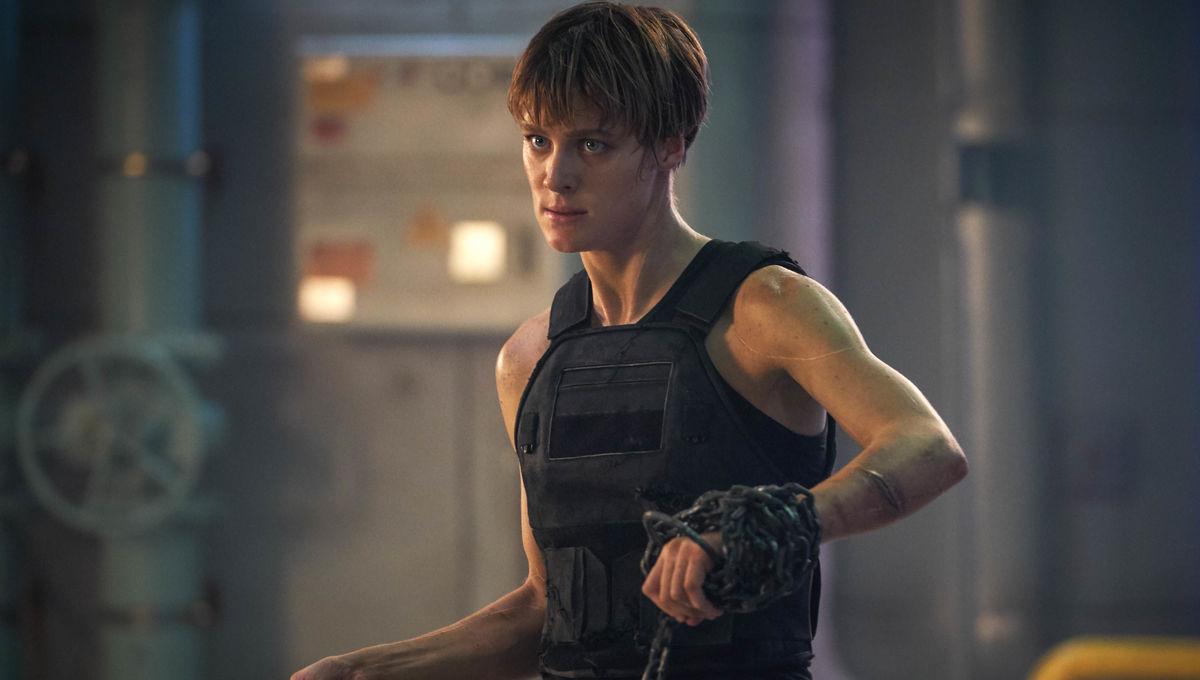 Exclusive: It's Terminator vs Terminator in high-speed clip from Dark Fate