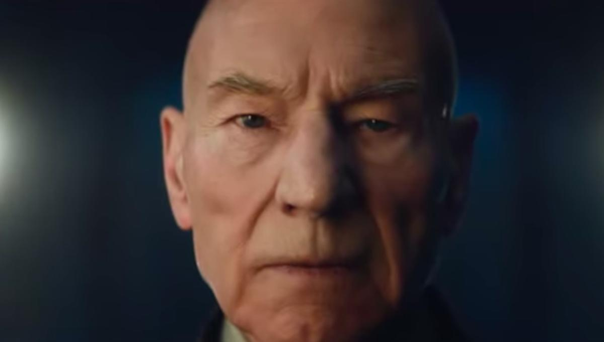 Star Trek's Patrick Stewart is back in first trailer for Picard