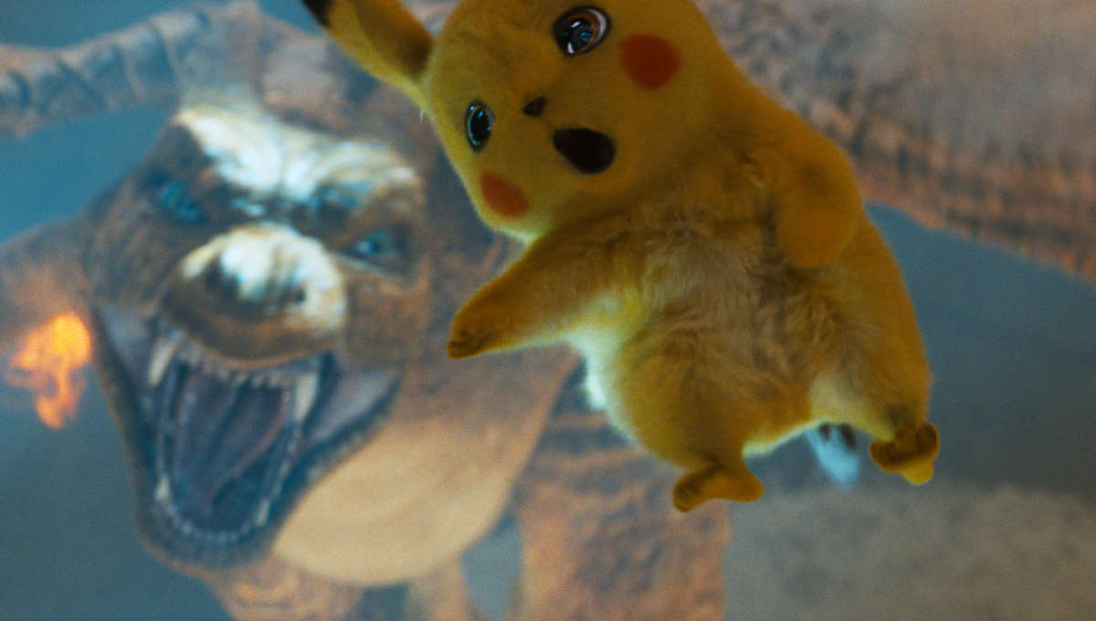 Detective Pikachu S Biggest Challenge Was Making Pokemon Not