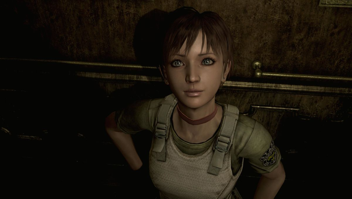 Video Game Heroine of the Month: Rebecca Chambers, Resident