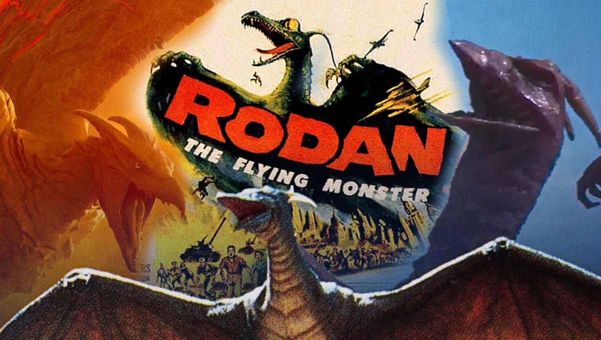 4779d75de96 Meet the Monster: The history of Rodan, Godzilla's best frenemy