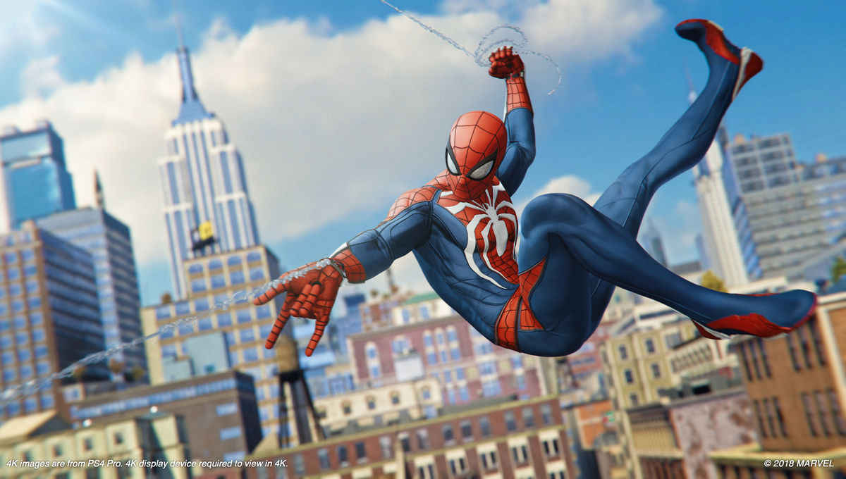 Gaming: Watch PS5 shred PS4 in Spider-Man demo; Elder Scrolls board game; more