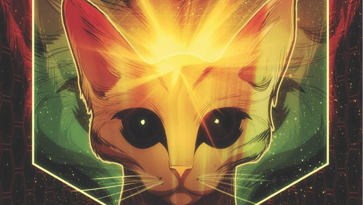 Exclusive: Astral-projecting cat saves the galaxy in Dark Horse's sci-fi series Strayed