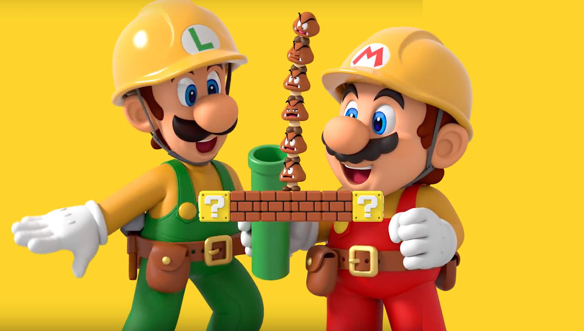 Gaming: Sony and Microsoft team up (waaa?). Plus, Super Mario Maker 2 jumps to life
