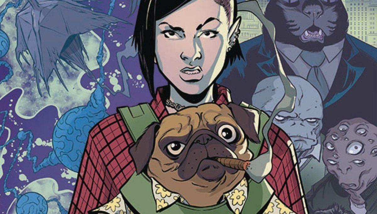 Indie Comics Spotlight: How puppies, Conan and beer won Mike Norton an Eisner