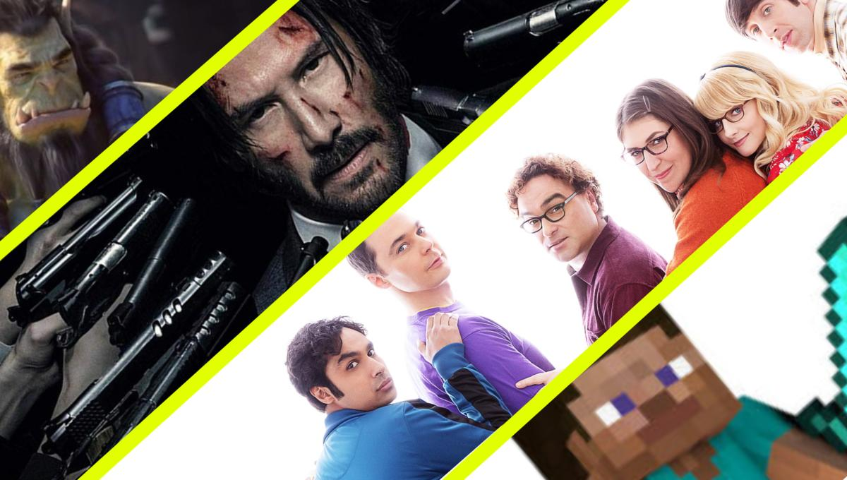 John Wick fanfiction, plus stories from Minecraft and more